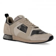 Cruyff Mens Lusso Trainers (Sand)