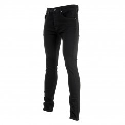 "Denim Is Everything Mens Tighter 12"" Jeans (Black)"