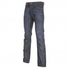 Diesel Mens Buster Slim Fit Jeans (Blue)