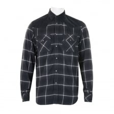 Diesel Mens S-East Longs Shirt (Black)