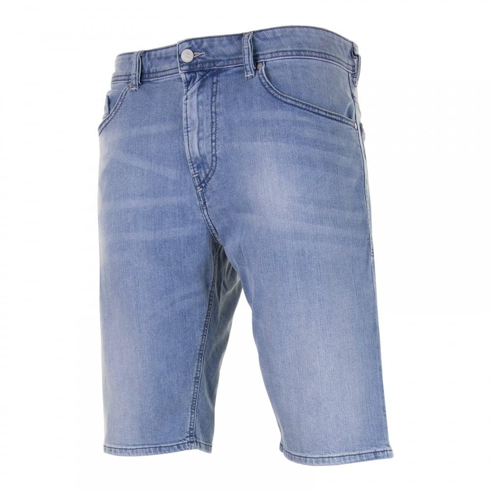 14d9d855 Diesel Mens Thoshort Calzoncini Denim Shorts (Blue) - Mens from ...