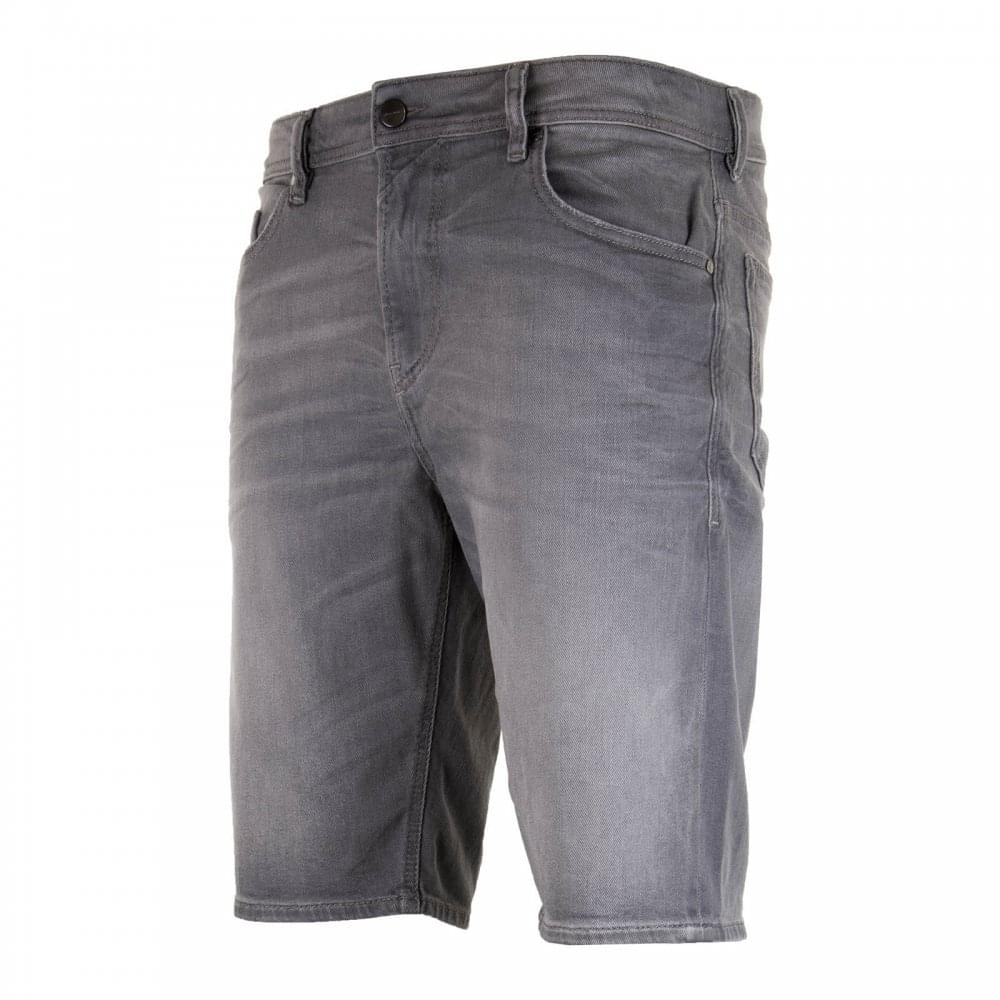 926ea6a32c Diesel Mens Thoshort Calzoncini Denim Shorts (Grey) - Mens from ...