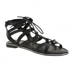 Dolcis Womens Wyomie Sandals (Black)