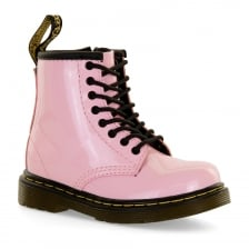 Dr. Martens Juniors Brooklee Boots (Baby Pink)