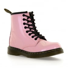 Dr. Martens Juniors Delaney Boots (Baby Pink)
