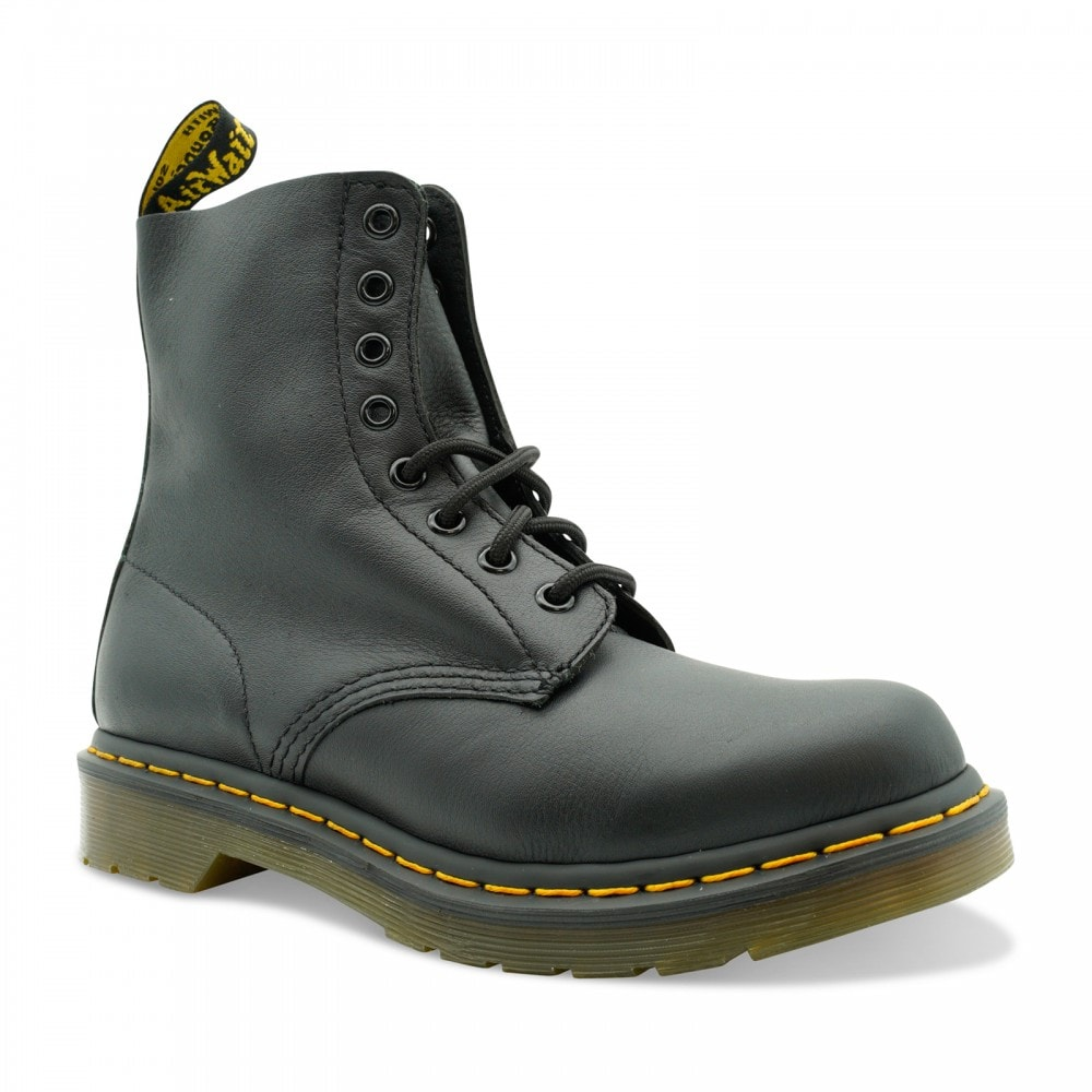 Dr. Martens Unisex 1460 Pascal Virginia Boots (Black) - Womens from ... 9712c4225d64