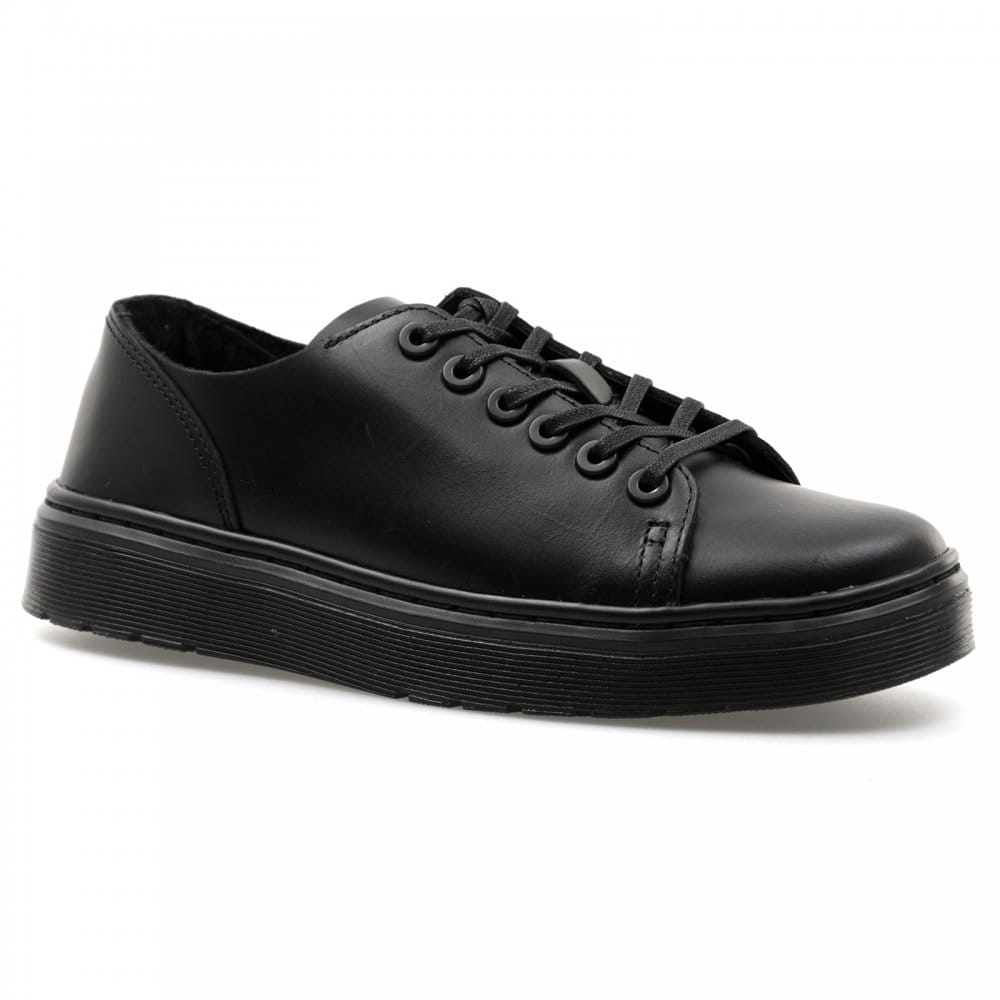Dr. Martens Womens Dante Shoes (Black) - Womens from Loofes UK 869f092843