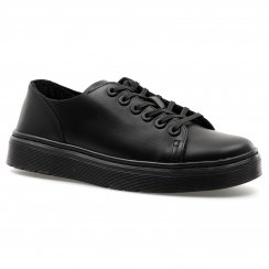 Dr. Martens Womens Dante Shoes (Black)