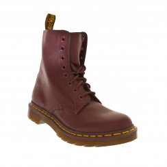 Dr. Martens Womens Pascal Virginia Boots (Cherry)