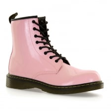 Dr. Martens Youths Delaney Boots (Baby Pink)