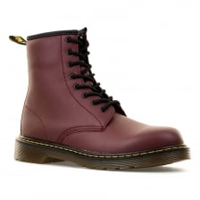 Dr. Martens Youths Delaney Boots (Cherry)
