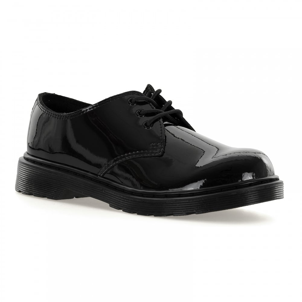 b9357134 Youths Everley Patent Leather Shoes (Black)