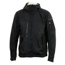Duck And Cover Mens Karteka Lightweight Jacket (Black)