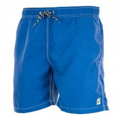 Duck And Cover Mens Swenson Swim Shorts (Cobalt)