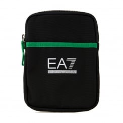 EA7 Evolution M Pouch Bag (Black)