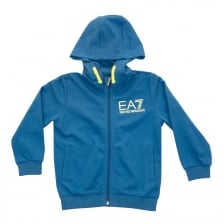EA7 Juniors Hoody (Blue)