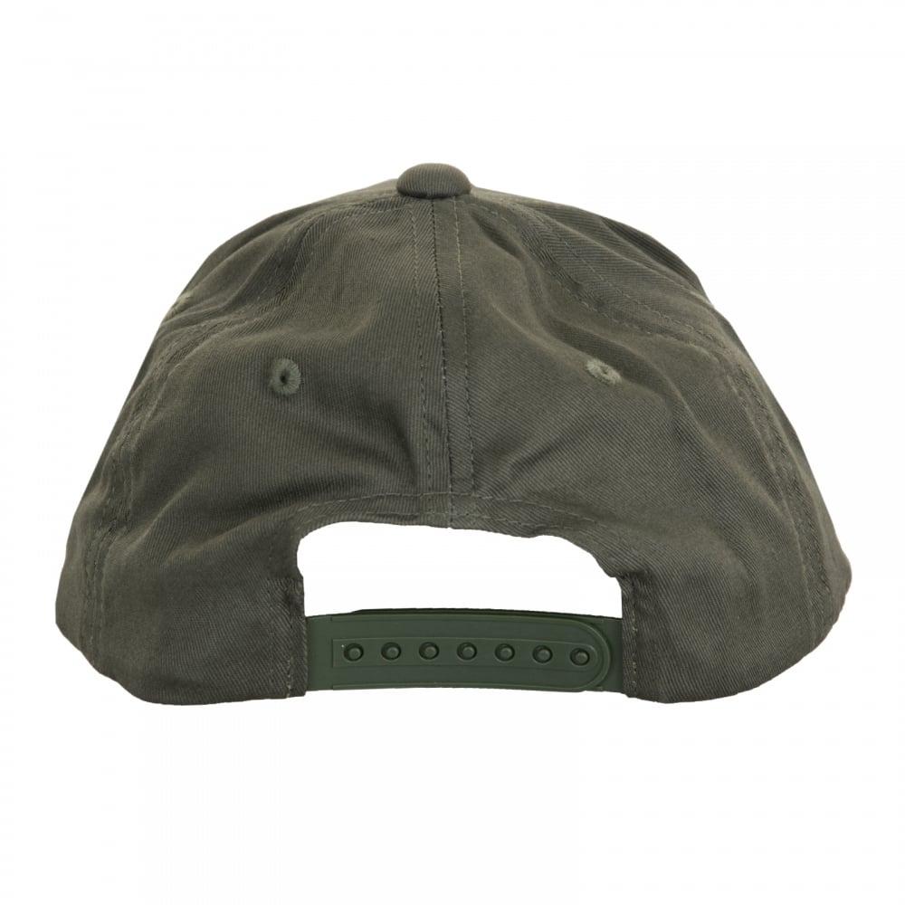 EA7 Mens Baseball Cap (Khaki) - Mens from Loofes UK 75bcceaa2a4