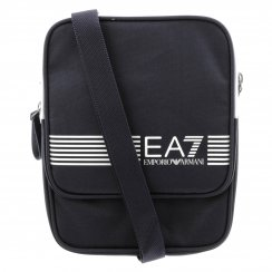 EA7 Mens Core ID Pouch Bag (Navy/White)