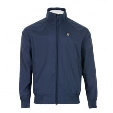 EA7 Mens Lightweight Blouson Jacket (Navy)
