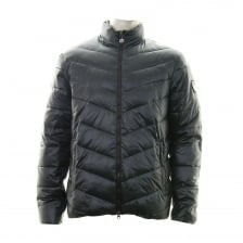 EA7 Mens Quilted Jacket (Navy)