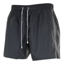 EA7 Mens Sea World Premium Swim Shorts (Grey)