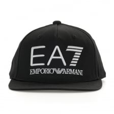 EA7 Mens Train Visibility Baseball Cap (Black)