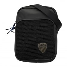 EA7 Train Soccer Pouch Shoulder Bag (Black)