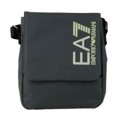 EA7 Visibility M Pouch Bag (Green)
