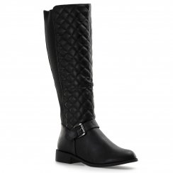 Ella Womens Ace Boots (Black)