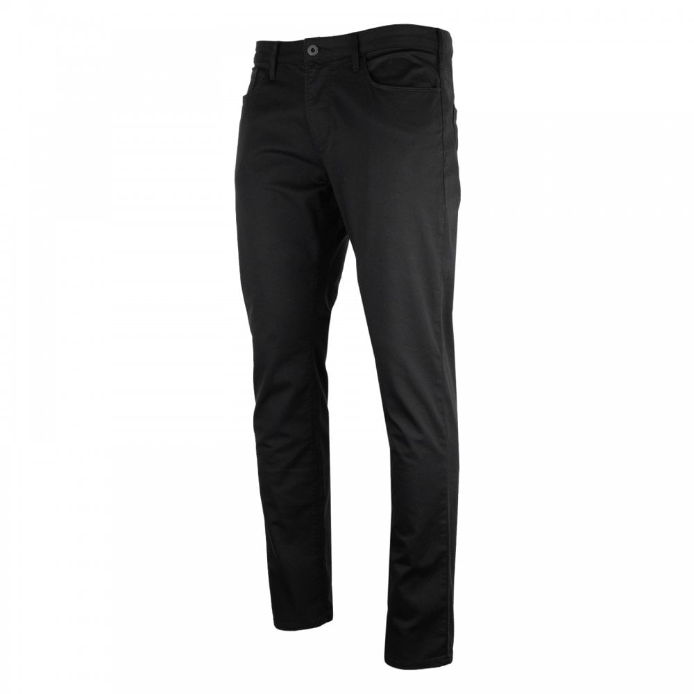 d2ee2ece98 Mens J06 Slim Fit Jeans (Black)