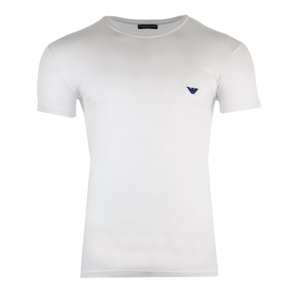 a5e0bfa67 EMPORIO ARMANI Emporio Armani Mens Underwear Embroidered Logo T ...