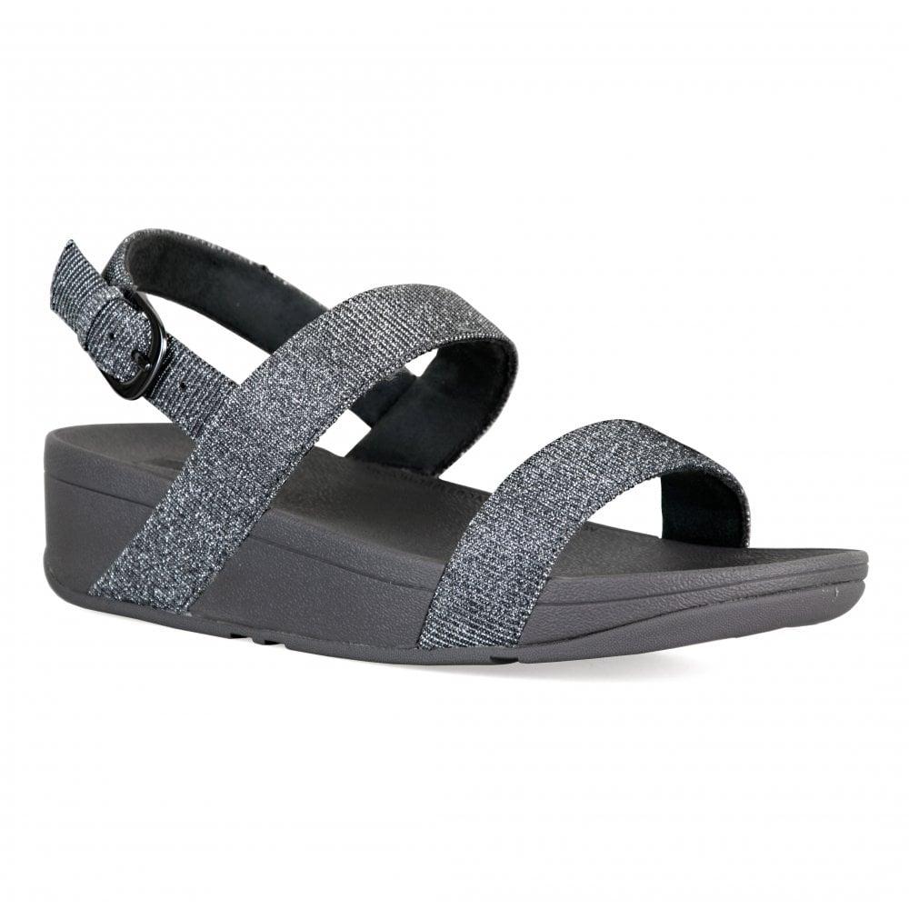 half off a9e64 00c9c Womens Lottie Glitzy Sandals (Pewter)
