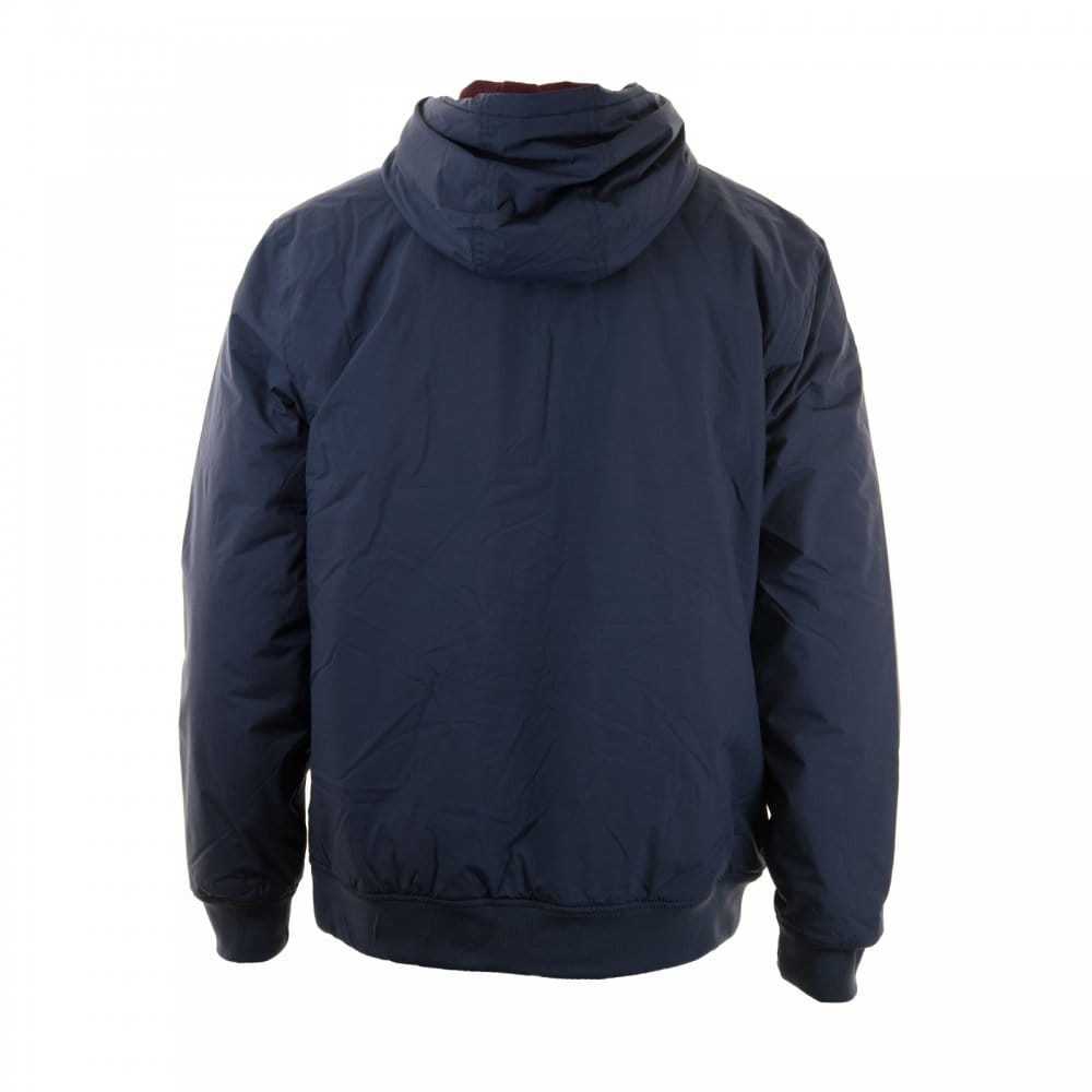 Fred Perry Fred Perry Mens Brentham Quilted Jacket (Navy ...