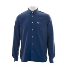 Fred Perry Mens Classic Oxford Shirt (Royal)