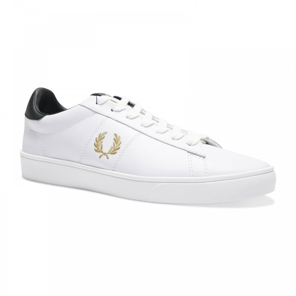Fred Perry Mens Spencer Leather