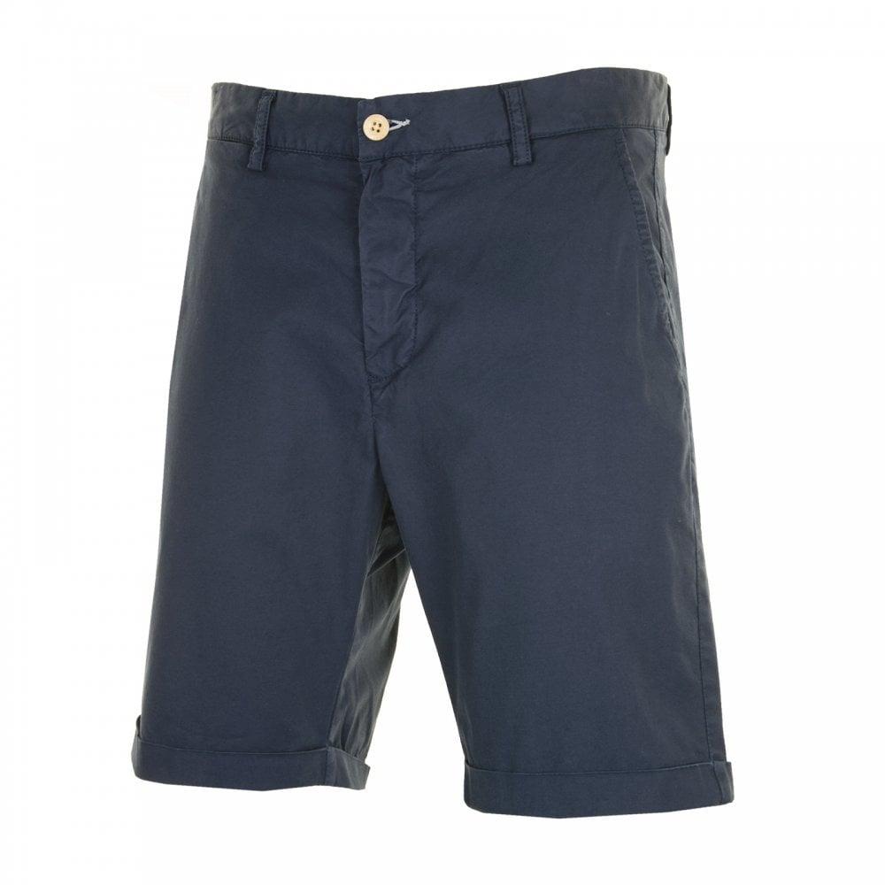 d7ec2acf029 GANT Mens Regular Summer Chino Shorts (Navy) - Mens from Loofes UK