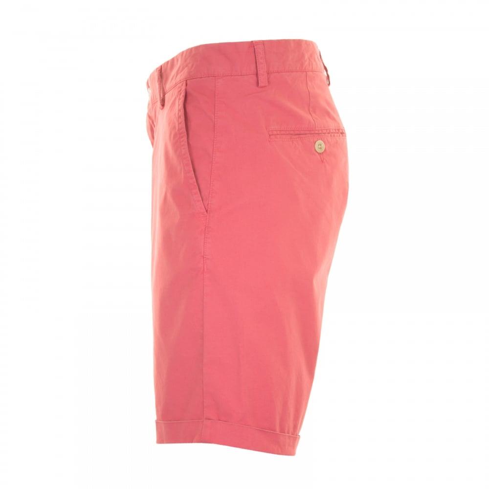 32d25c3b066 GANT Mens Regular Summer Chino Shorts (Red) - Mens from Loofes UK