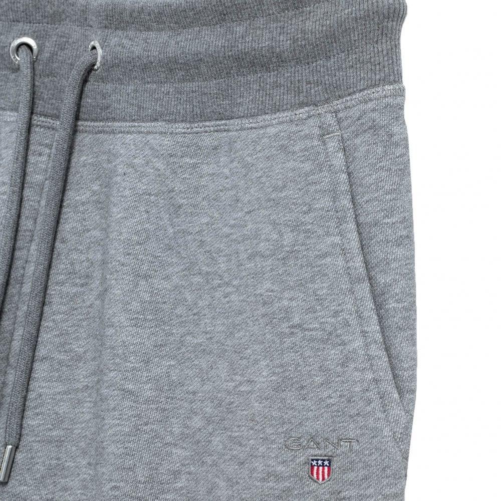 1080bebd5fc GANT Mens The Original Sweat Shorts (Grey) - Mens from Loofes UK