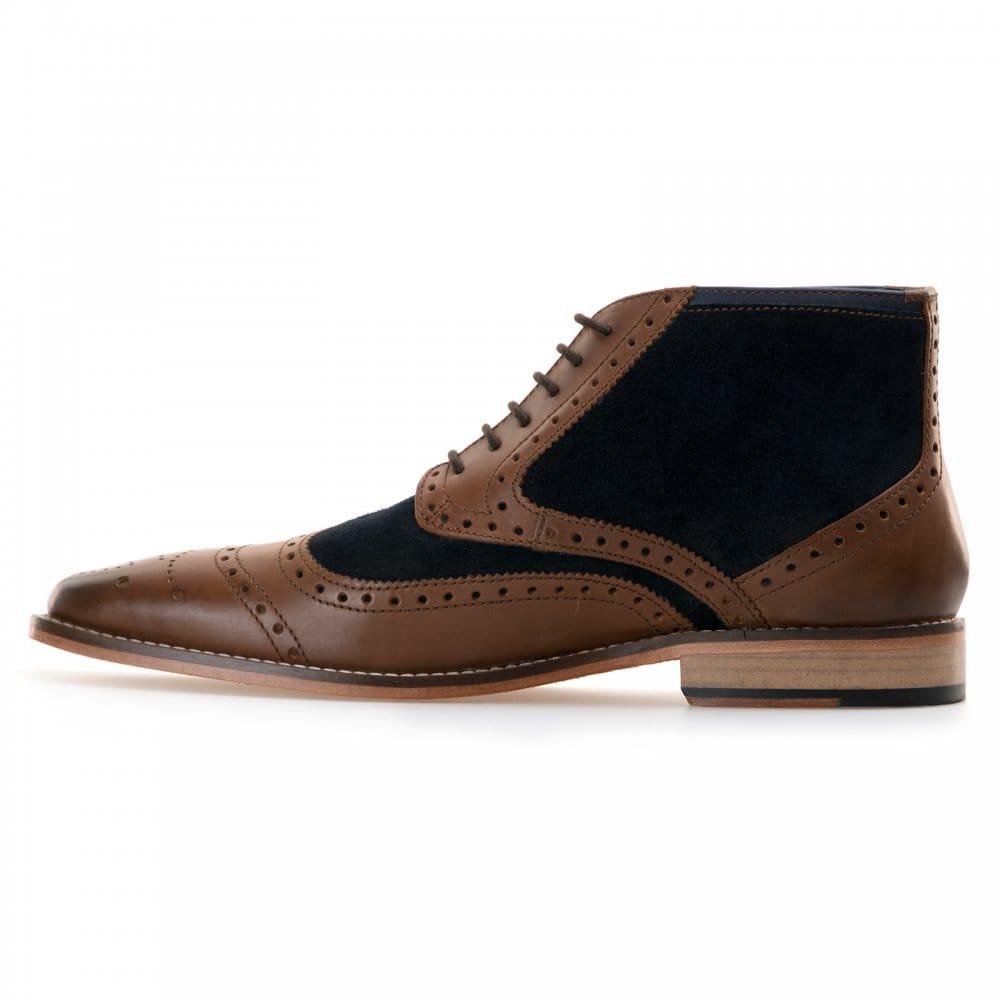 goodwin smith goodwin smith mens crawshaw brogue boots