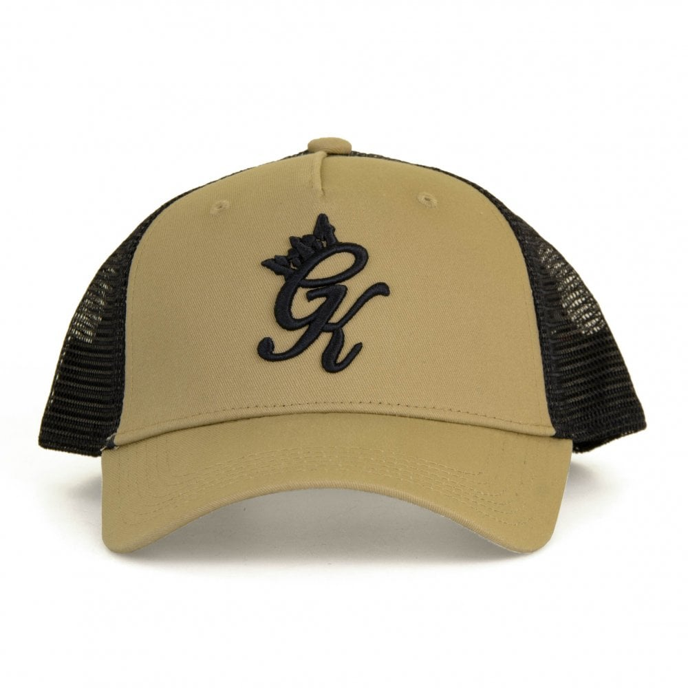 4fdf9d2b8303b GYM KING Gym King Mens Core Mesh Trucker Cap (Beige) - Mens from ...