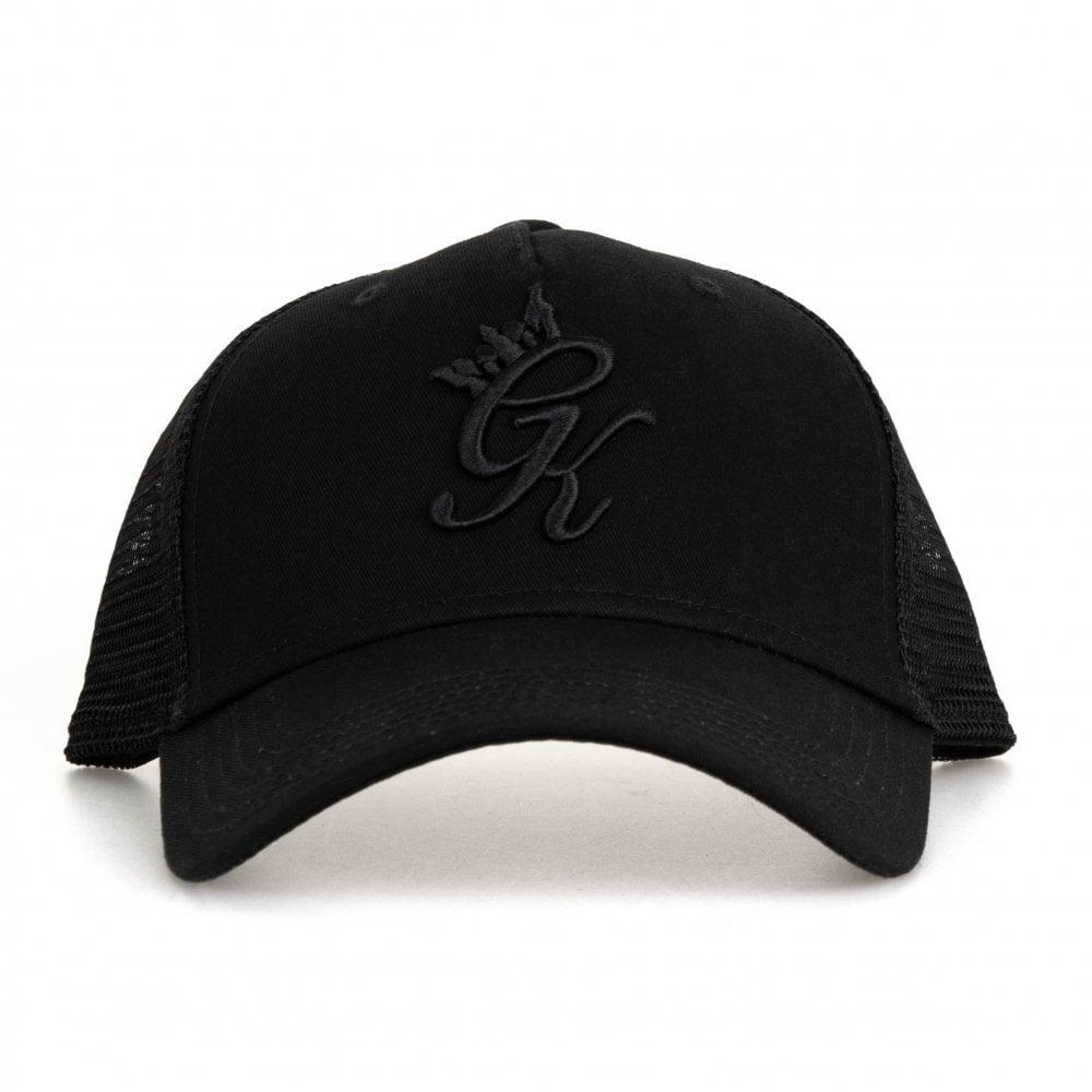 GYM KING Gym King Mens Core Mesh Trucker Cap (Black) - Mens from ... f880e93ca44d
