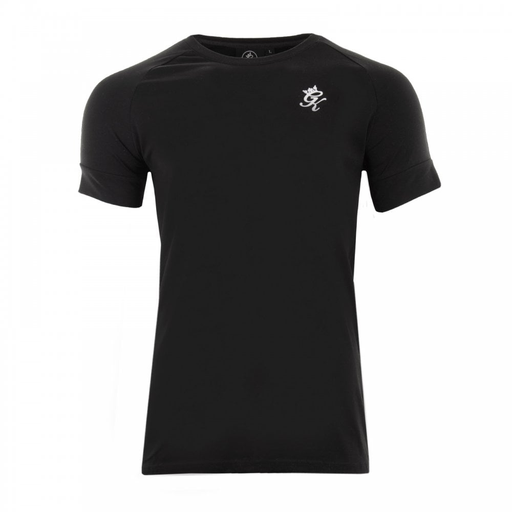 2689476734d GYM KING Gym King Mens Core Plus T-Shirt (Black) - Mens from Loofes UK