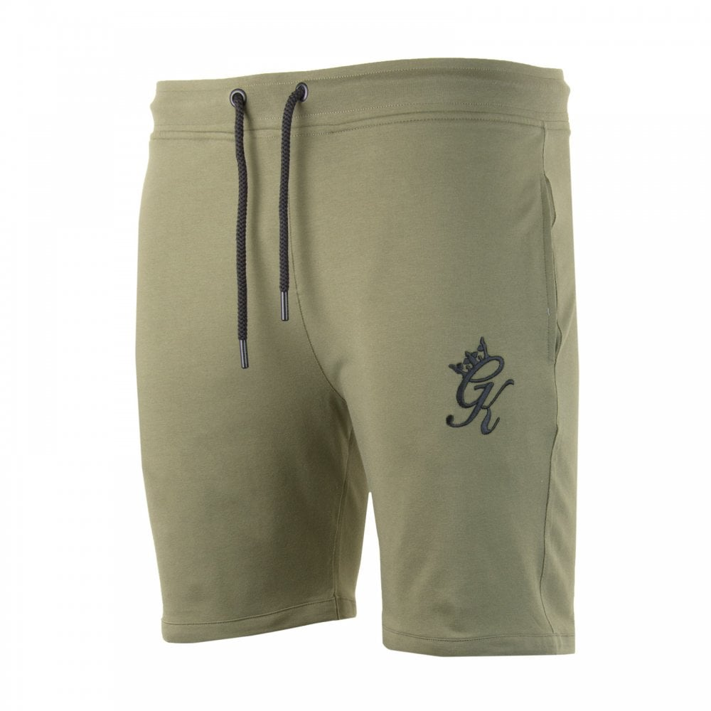 GYM KING Gym King Mens Jersey Shorts (Olive) - Mens from Loofes UK 612a39d241e9
