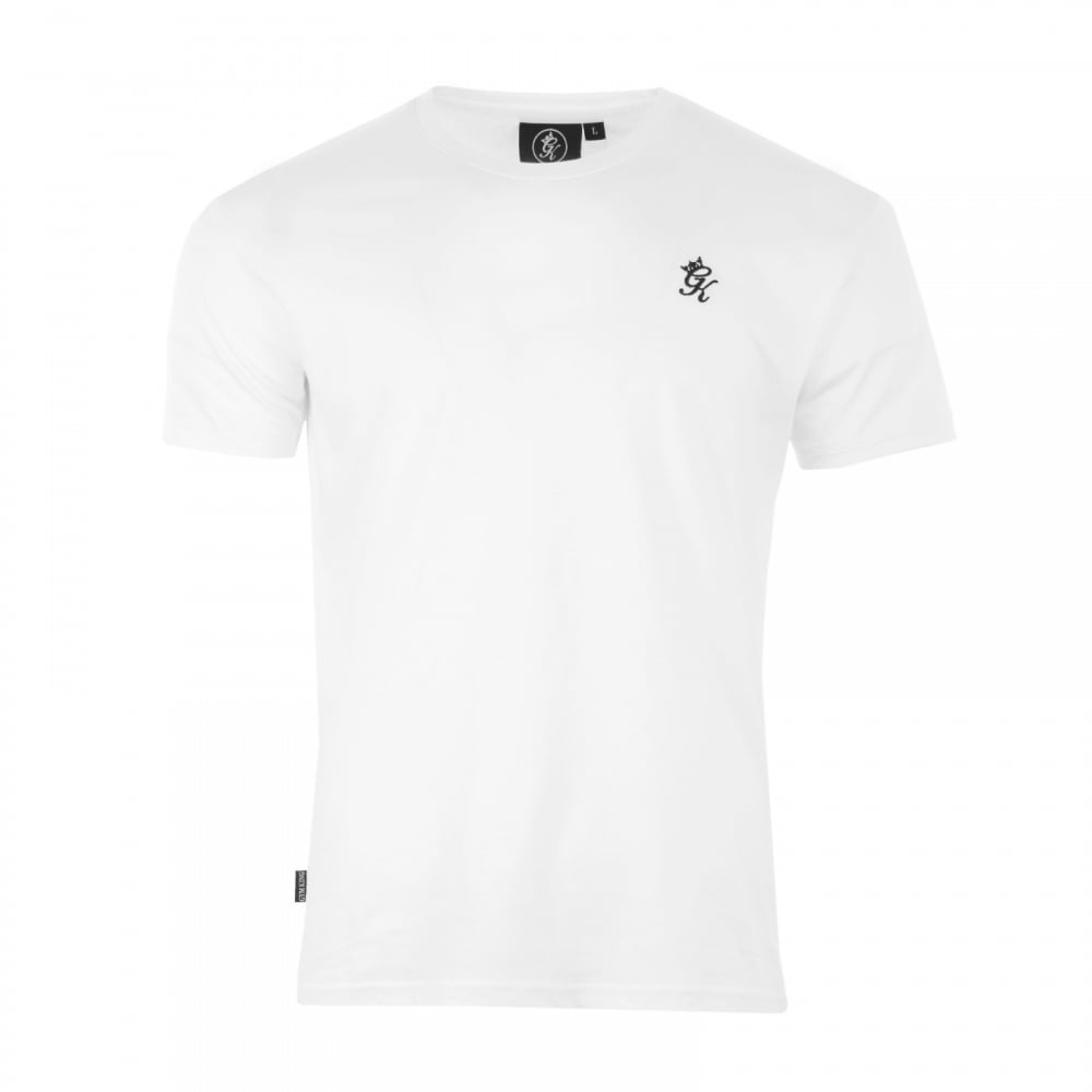 c607b0421 GYM KING Gym King Mens Signature T-Shirt (White) - Mens from Loofes UK