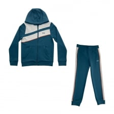Hugo Boss Juniors Track Suit (Slate)