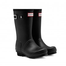 Hunter Juniors Original Wellington Boots (Black)