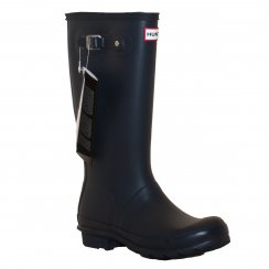 Hunter Juniors Original Wellington Boots (Navy)