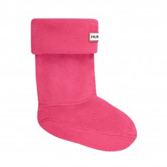 Hunter Original Juniors Boot Socks (Fuchsia)