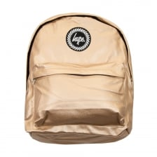 Hype Brush Gold Backpack (Gold)