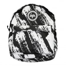 Hype Brushed Backpack (Black)